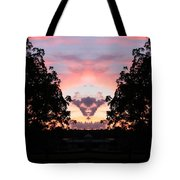Somebody's Watching You Tote Bag