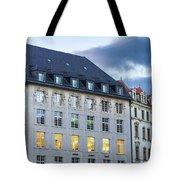 Someone's Home Tote Bag