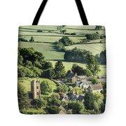 Somerset Church Tote Bag
