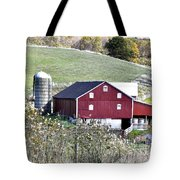 Somerset County Farm Tote Bag