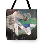 Something From Outer Space Tote Bag
