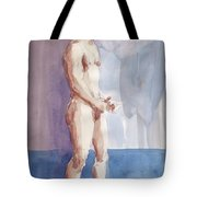 Something In Hand Tote Bag