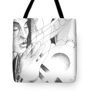 Something Out Of Nothing Tote Bag