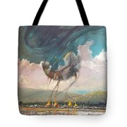 Something Went Horribly Wrong Tote Bag