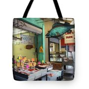 Something's Fishy Tote Bag
