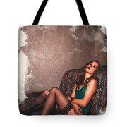 Sometimes In Life You Have To Roll With The Punches. Tote Bag