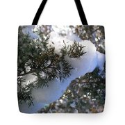 ''sometimes In Winter.....'' No.7, Tue--15jan2013 Tote Bag