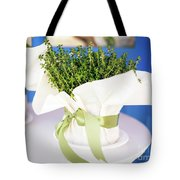 Somewhere In Greece Tote Bag