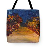 Somewhere Or Nowhere Tote Bag