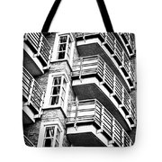 Somewhere Up There Tote Bag