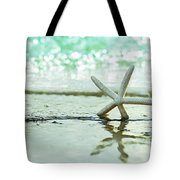 Somewhere You Feel Free Tote Bag by Laura Fasulo