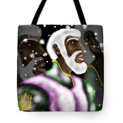 Son Of The Most High  Tote Bag