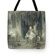 Son Of The Old People Tote Bag