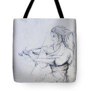 Sonata Tote Bag