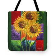 Sonflowers I Tote Bag