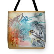 Song Of Life  Tote Bag