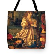 Song Of Love 1877 Tote Bag