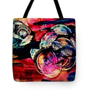Song Of Space Tote Bag