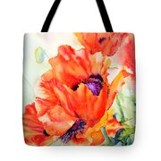 Song Of Summer Tote Bag