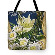 Song Of The Cereus Tote Bag