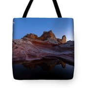 Song Of The Desert Tote Bag