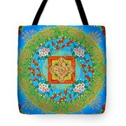 Song Of The Honey Bee Tote Bag