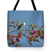 Song Of The Mockingbird Tote Bag