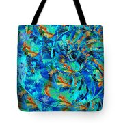 Song Of The Sea - Beach Art - By Sharon Cummings Tote Bag