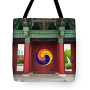 Songahm Gate Tote Bag