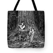 Songs In The Woods Tote Bag