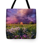 Songs Of Days Gone By Tote Bag