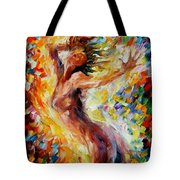 Songs Of Love Tote Bag