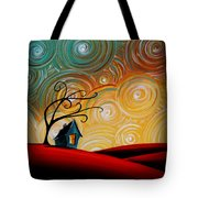 Songs Of The Night Tote Bag by Cindy Thornton