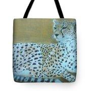 Sonia The Cheetah II Tote Bag