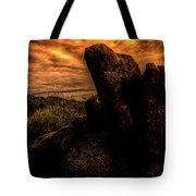 Sonoran Desert Early Morning Tote Bag