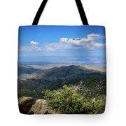 Sonoran Hillside Lookout Tote Bag
