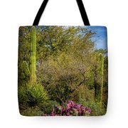 Sonoran Holiday Tote Bag