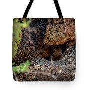 Sonoran Prairie Dog Tote Bag