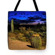 Sonoran Twilight Tote Bag