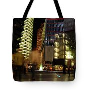 Sony Center Tote Bag
