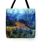 Soothing Path Tote Bag