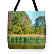 Soothing Reflections Tote Bag