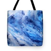 Soothing Waters Tote Bag