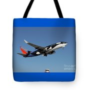 Soouthwest Airlines 737-700 Tote Bag