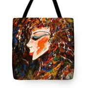 Sophisticated Lady Tote Bag