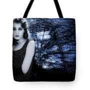 Sophisticated Woman Tote Bag