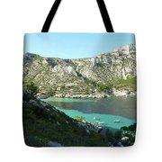 Sormiou Calanque Tote Bag
