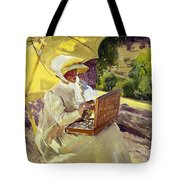 Sorolla: Painter, 1907 Tote Bag