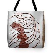 Sorrow - Tile Tote Bag