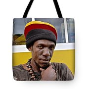Just A Soul Brother Tote Bag